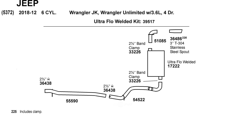 2015 jeep wrangler exhaust diagram electrical wiring diagrams yj starting diagram exhaust pipe jeep wrangler exhaust parts 2015 jeep wrangler exhaust diagram