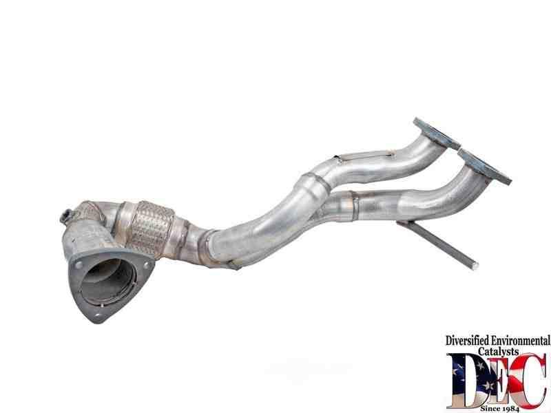 DEC NY CONVERTERS - Exhaust Pipe - DNY AU1338