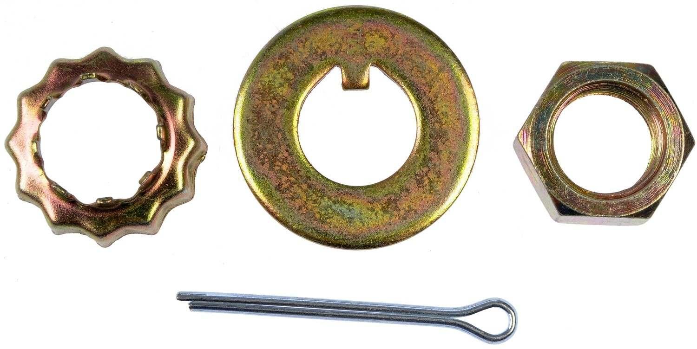 DORMAN - AUTOGRADE - Spindle Lock Nut Kit (Front) - DOC 05197