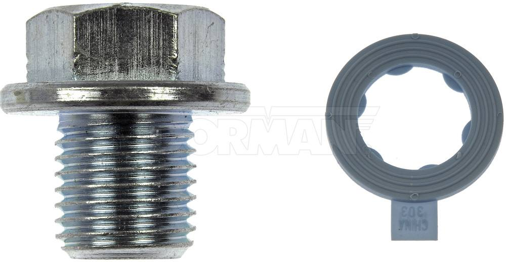 DORMAN - AUTOGRADE - Engine Oil Drain Plug - DOC 090-033