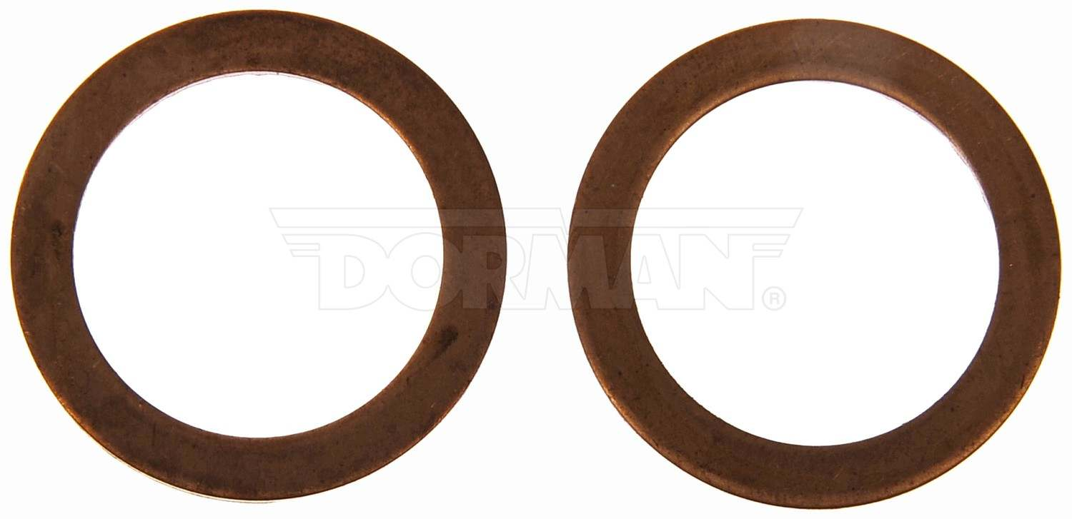 DORMAN - AUTOGRADE - Engine Oil Drain Plug Gasket - DOC 095-154.1