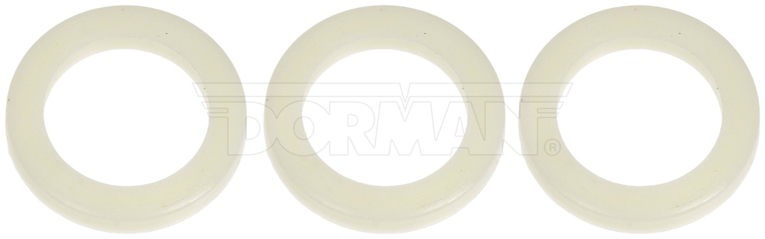DORMAN - AUTOGRADE - Engine Oil Drain Plug Gasket - DOC 097-001