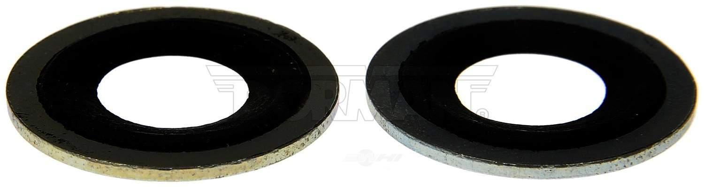 DORMAN - AUTOGRADE - Engine Oil Drain Plug Gasket - DOC 097-021.1