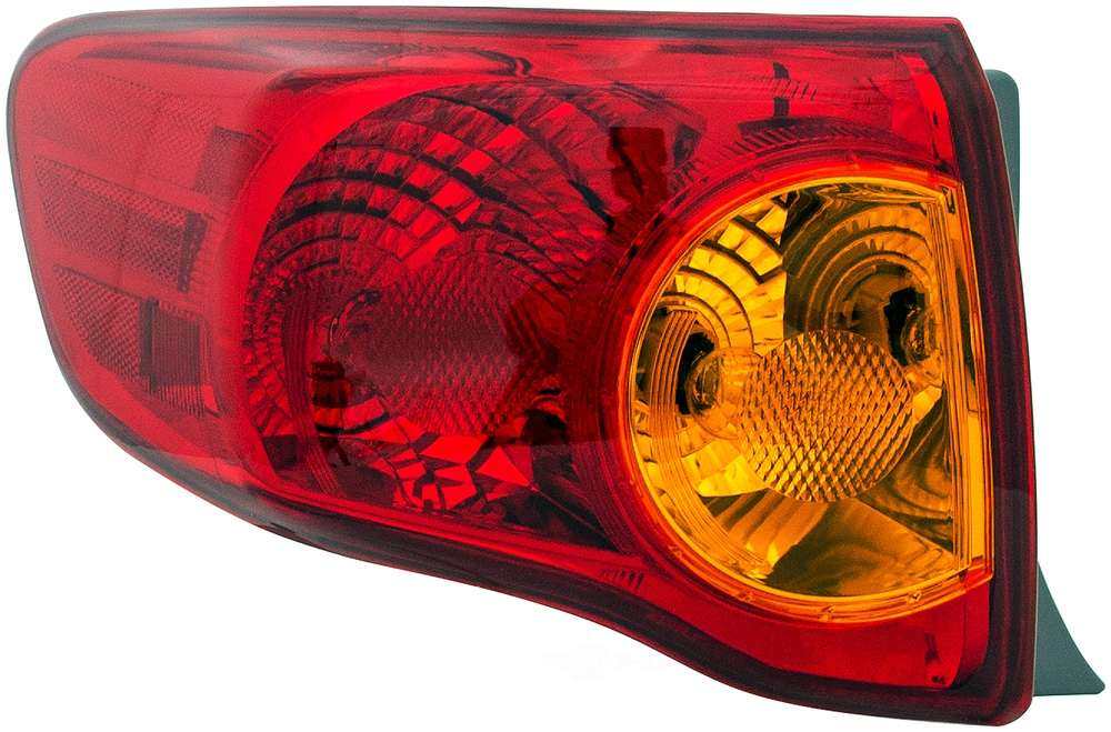 DORMAN - Tail Light Assembly (Left) - DOR 1611648