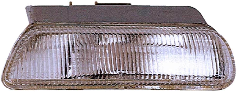 DORMAN - Turn Signal / Parking Light Assembly (Front Right) - DOR 1630431