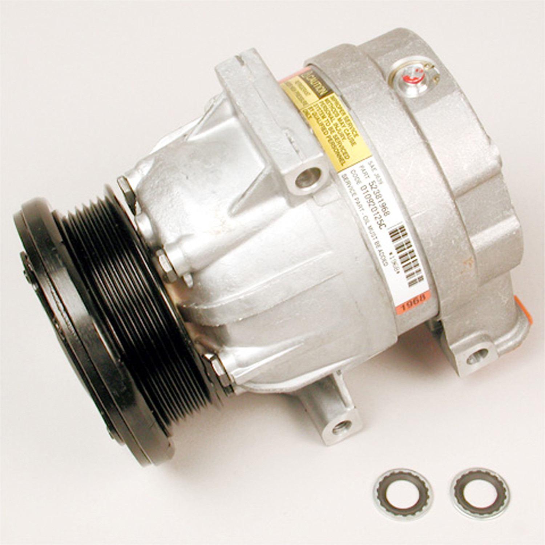 DELPHI - A/C Compressor - DPH CS0051