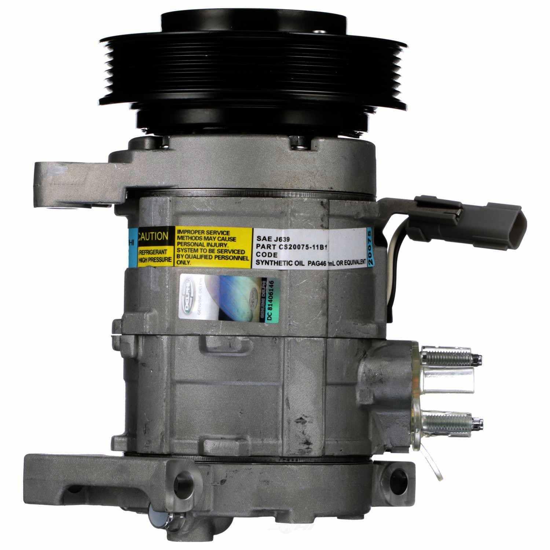 DELPHI - A/C Compressor - DPH CS20075