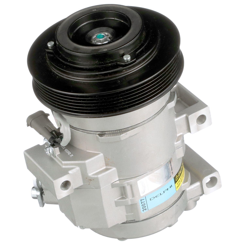 DELPHI - A/C Compressor - DPH CS20077