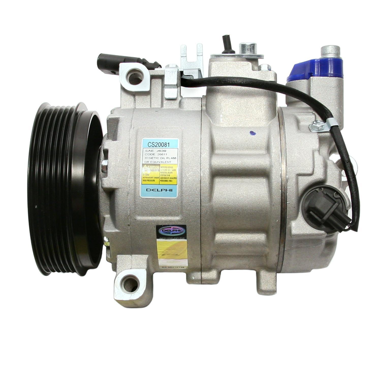 DELPHI - A/C Compressor - DPH CS20081