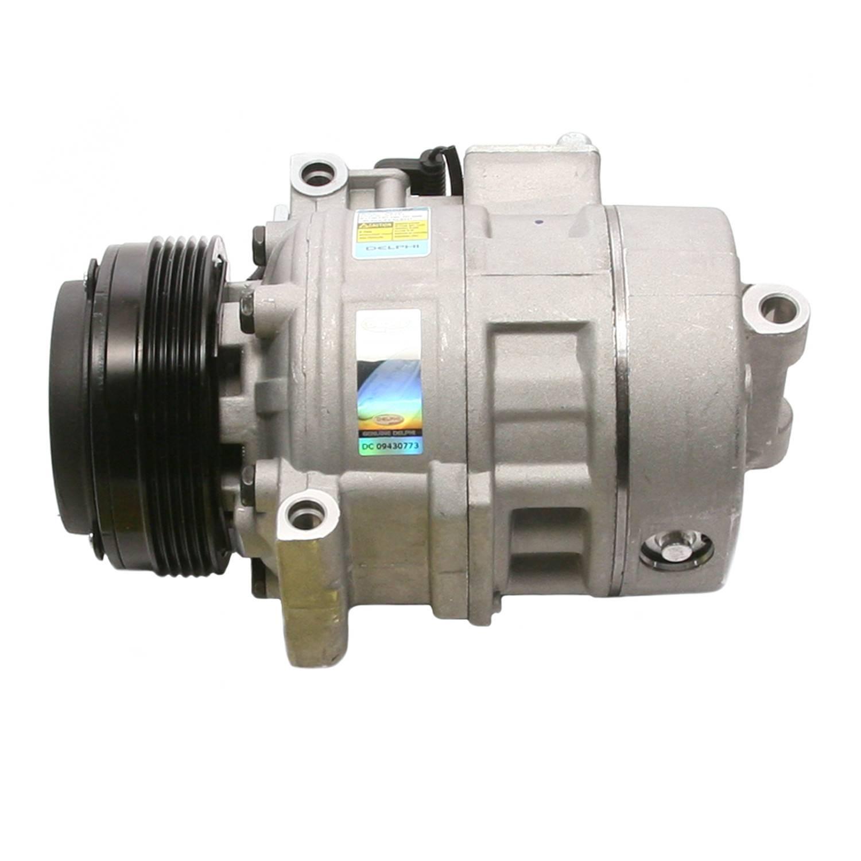 DELPHI - A/C Compressor - DPH CS20082