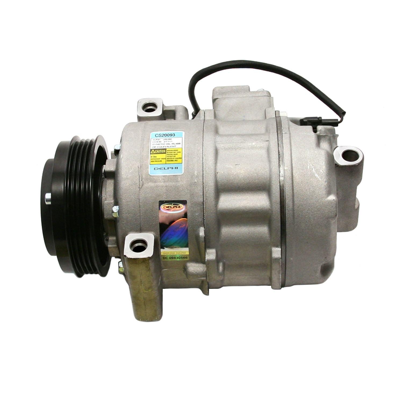 DELPHI - A/C Compressor - DPH CS20093