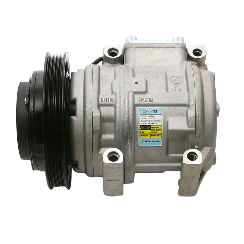 DELPHI - A/C Compressor - DPH CS20098