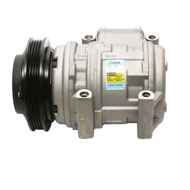 DELPHI - A/C Compressor - DPH CS20099