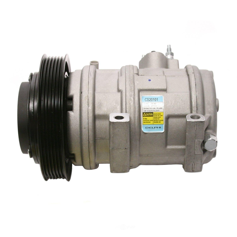 DELPHI - A/C Compressor - DPH CS20101