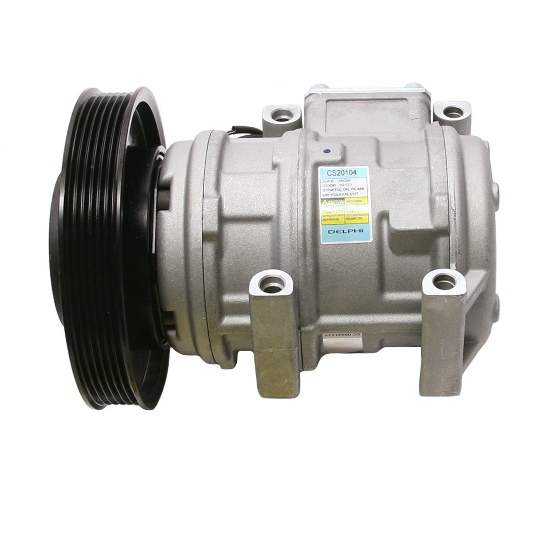 DELPHI - A/C Compressor - DPH CS20104