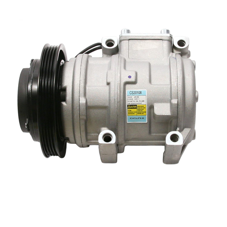 DELPHI - A/C Compressor - DPH CS20108