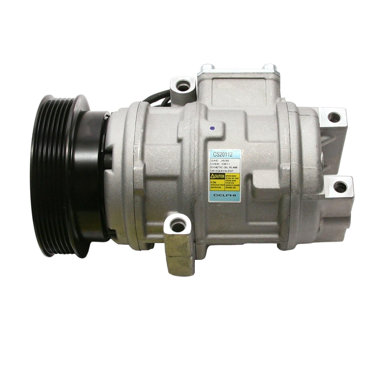 DELPHI - A/C Compressor - DPH CS20112