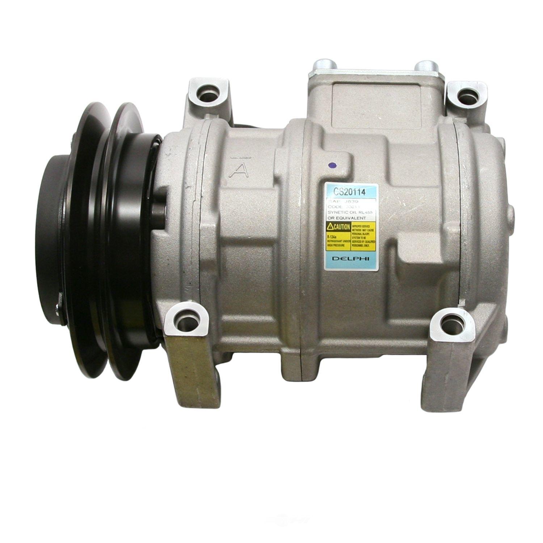 DELPHI - A/C Compressor - DPH CS20114