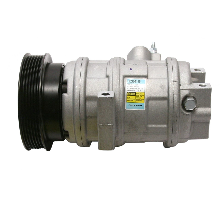DELPHI - A/C Compressor - DPH CS20115