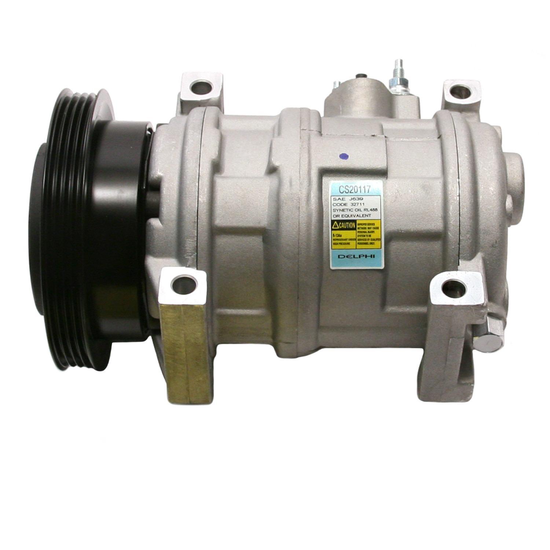 DELPHI - A/C Compressor - DPH CS20117