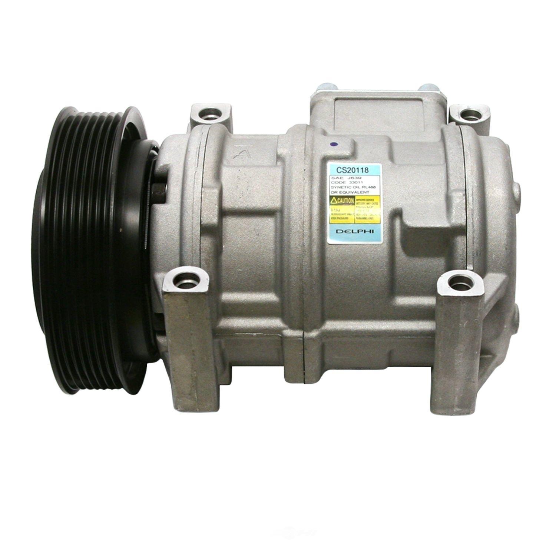 DELPHI - A/C Compressor - DPH CS20118