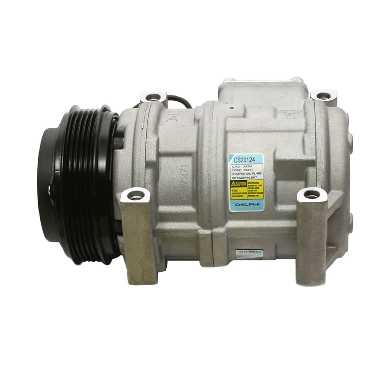 DELPHI - A/C Compressor - DPH CS20124