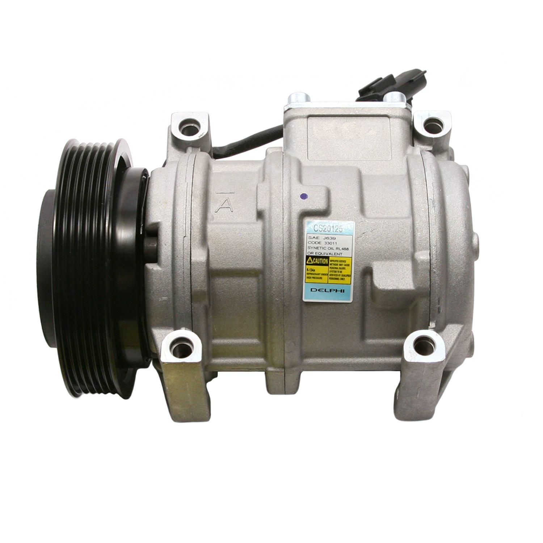 DELPHI - A/C Compressor - DPH CS20125