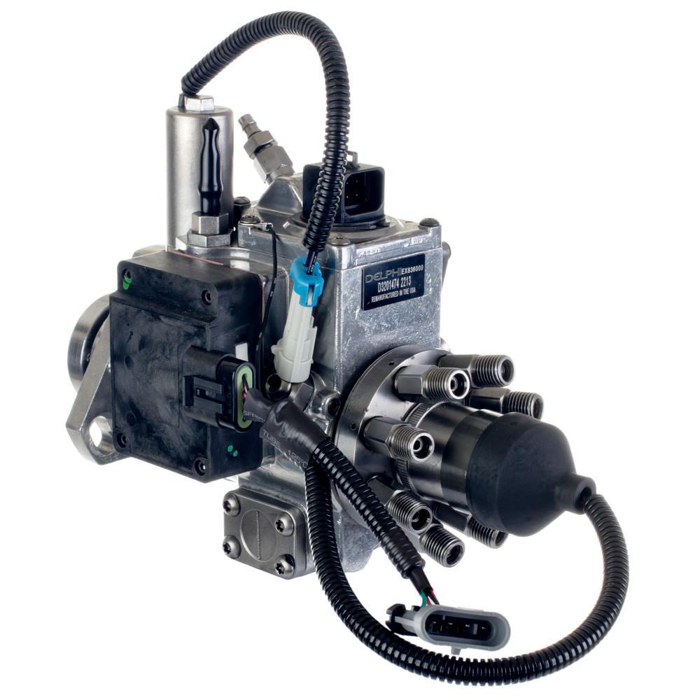 DELPHI - Fuel Injection Pump - DPH EX836000