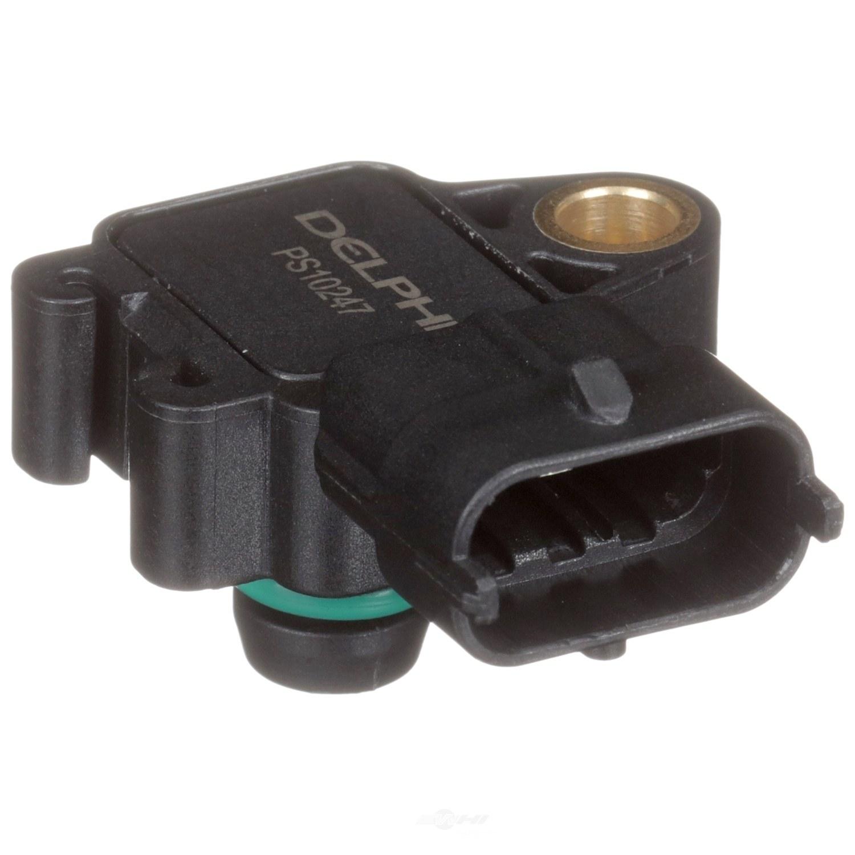 DELPHI - Manifold Absolute Pressure Sensor - DPH PS10247