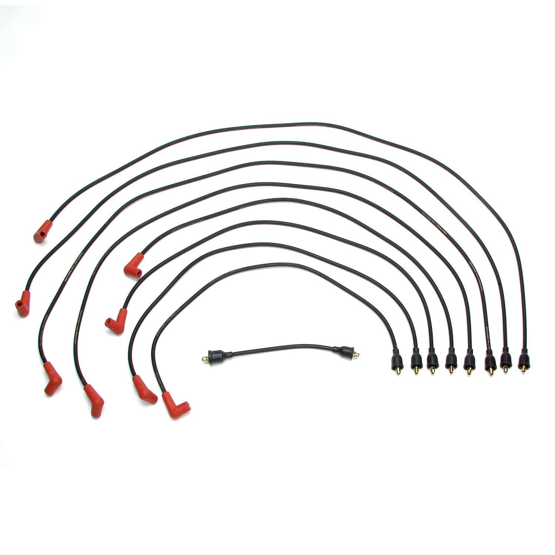 DELPHI - Spark Plug Wire Set - DPH XS10268