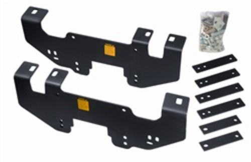 DRAW-TITE - Custom Quick Install Fifth Wheel Trailer Hitch Bracket - DRA 50040