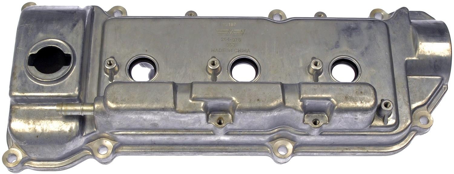 DORMAN OE SOLUTIONS - Engine Valve Cover (Front) - DRE 264-976