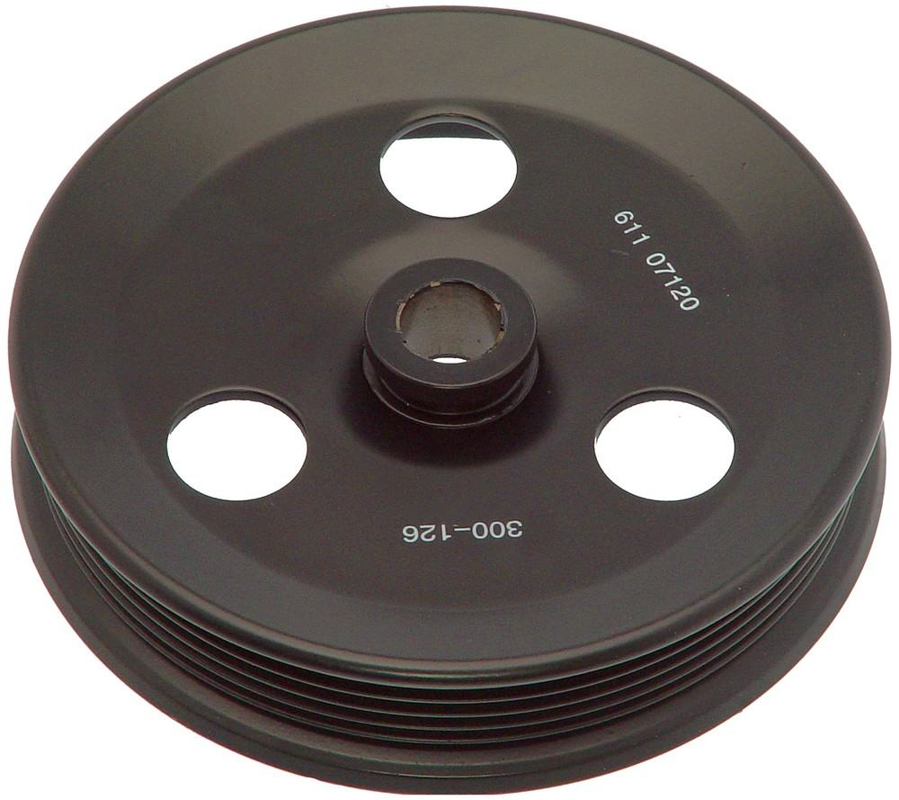DORMAN OE SOLUTIONS - Power Steering Pump Pulley - DRE 300-126