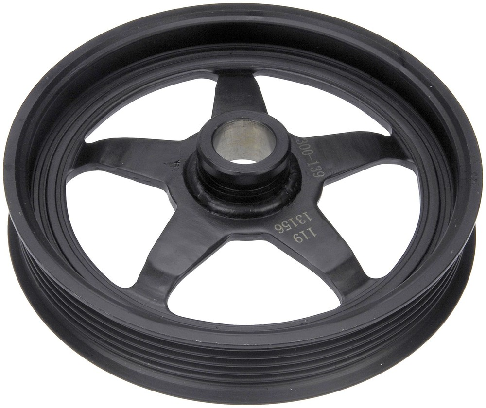 DORMAN OE SOLUTIONS - Power Steering Pump Pulley - DRE 300-139