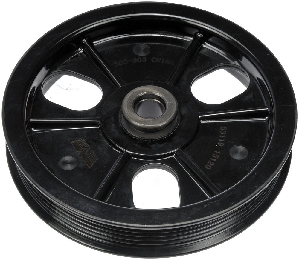 DORMAN OE SOLUTIONS - Power Steering Pump Pulley - DRE 300-303