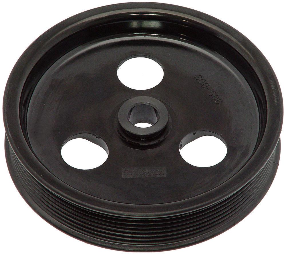 DORMAN OE SOLUTIONS - Power Steering Pump Pulley - DRE 300-306