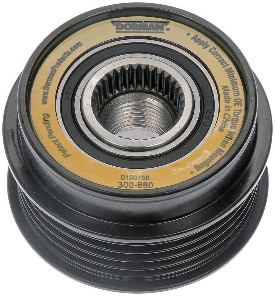 DORMAN OE SOLUTIONS - Alternator Pulley - DRE 300-880