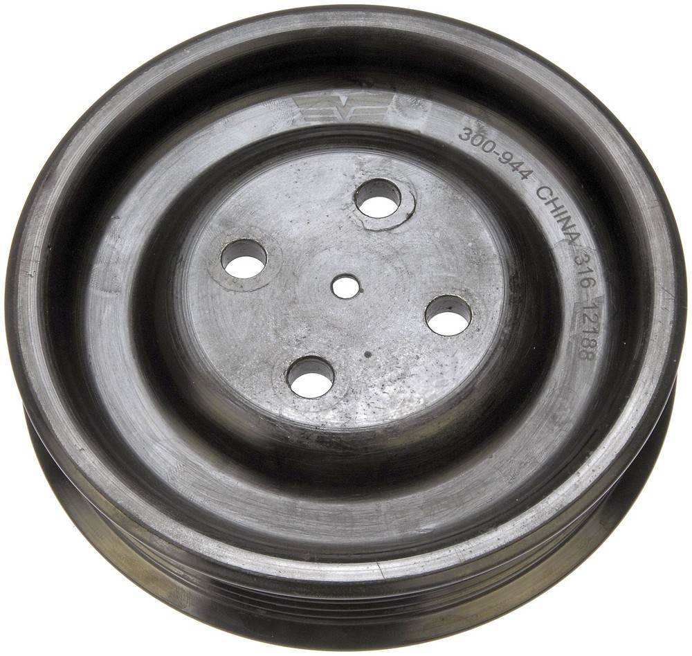 DORMAN OE SOLUTIONS - Engine Water Pump Pulley - DRE 300-944