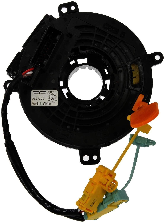 DORMAN OE SOLUTIONS - Air Bag Clockspring - DRE 525-036