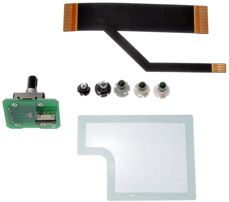 DORMAN OE SOLUTIONS - HVAC Control Module - DRE 599-040