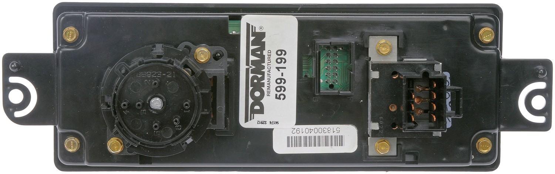 DORMAN OE SOLUTIONS - HVAC Control Module - DRE 599-199
