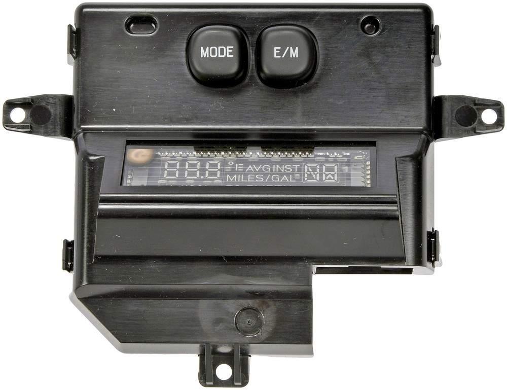 DORMAN OE SOLUTIONS - Information Display Module (Overhead Mount) - DRE 599-951