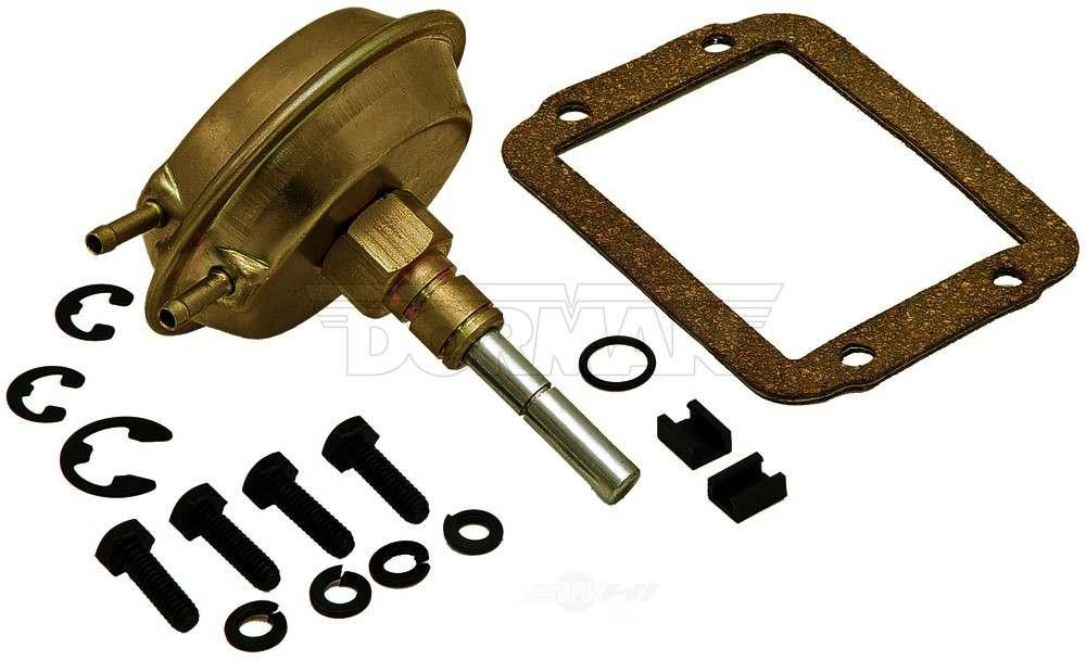 DORMAN OE SOLUTIONS - 4WD Axle Actuator - DRE 600-202