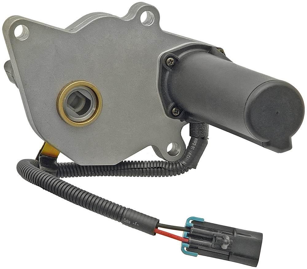DORMAN OE SOLUTIONS - Transfer Case Motor - DRE 600-907