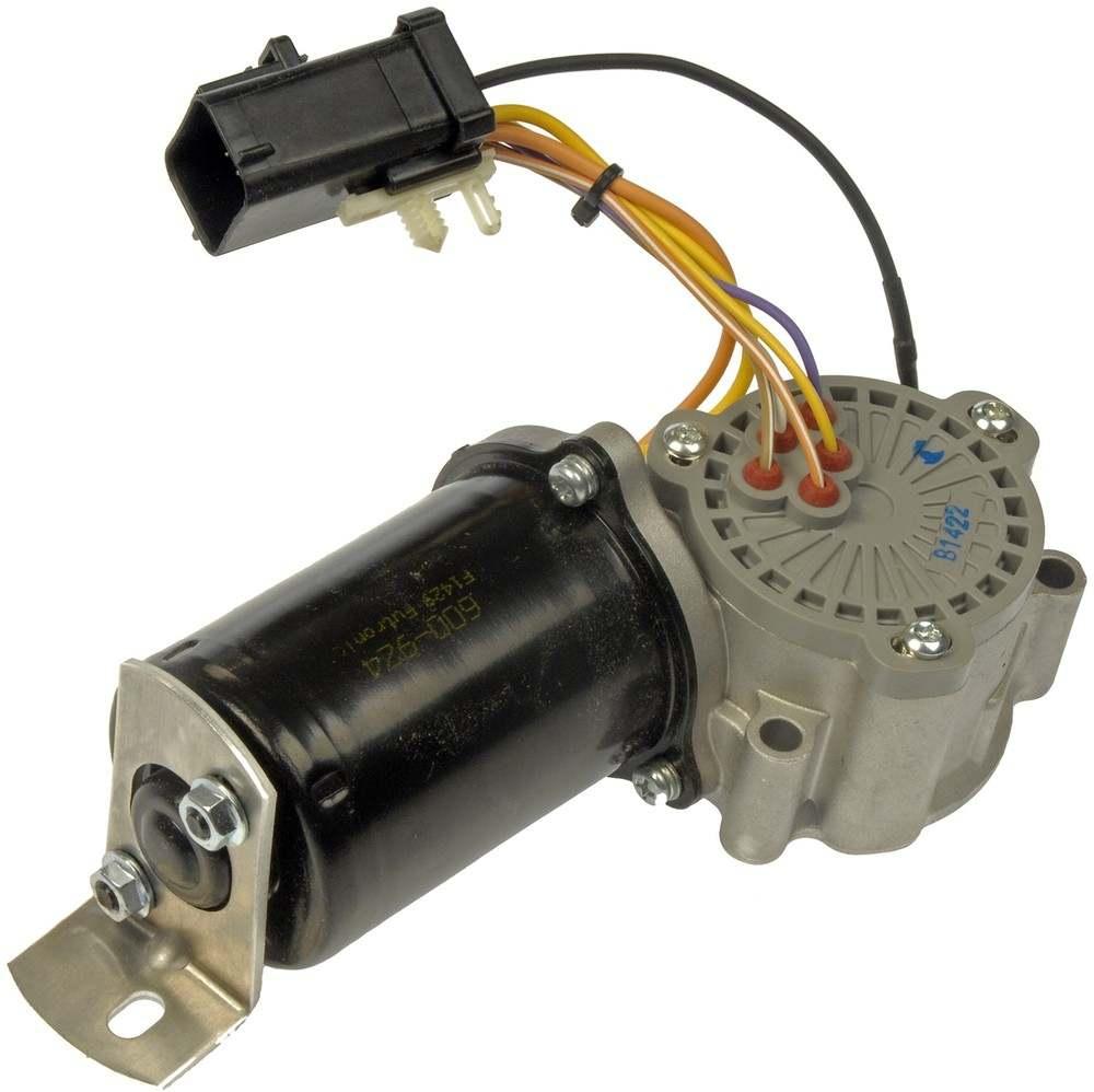 DORMAN OE SOLUTIONS - Transfer Case Motor - DRE 600-924