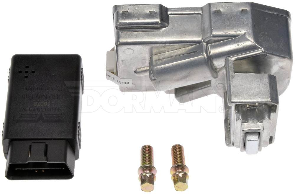 DORMAN OE SOLUTIONS - Steering Column Lock Actuator - DRE 601-037