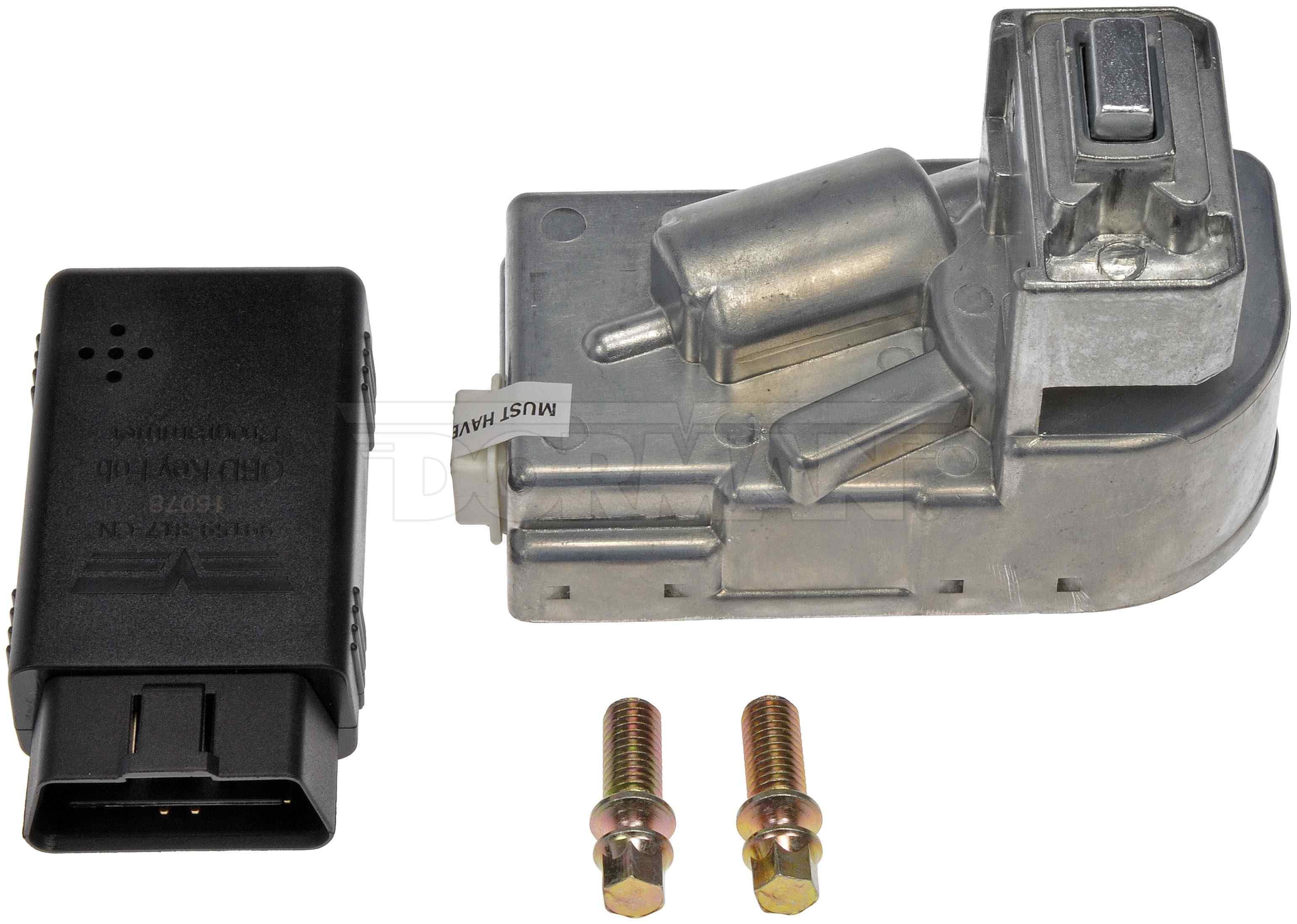 DORMAN OE SOLUTIONS - Steering Column Lock Actuator - DRE 601-037