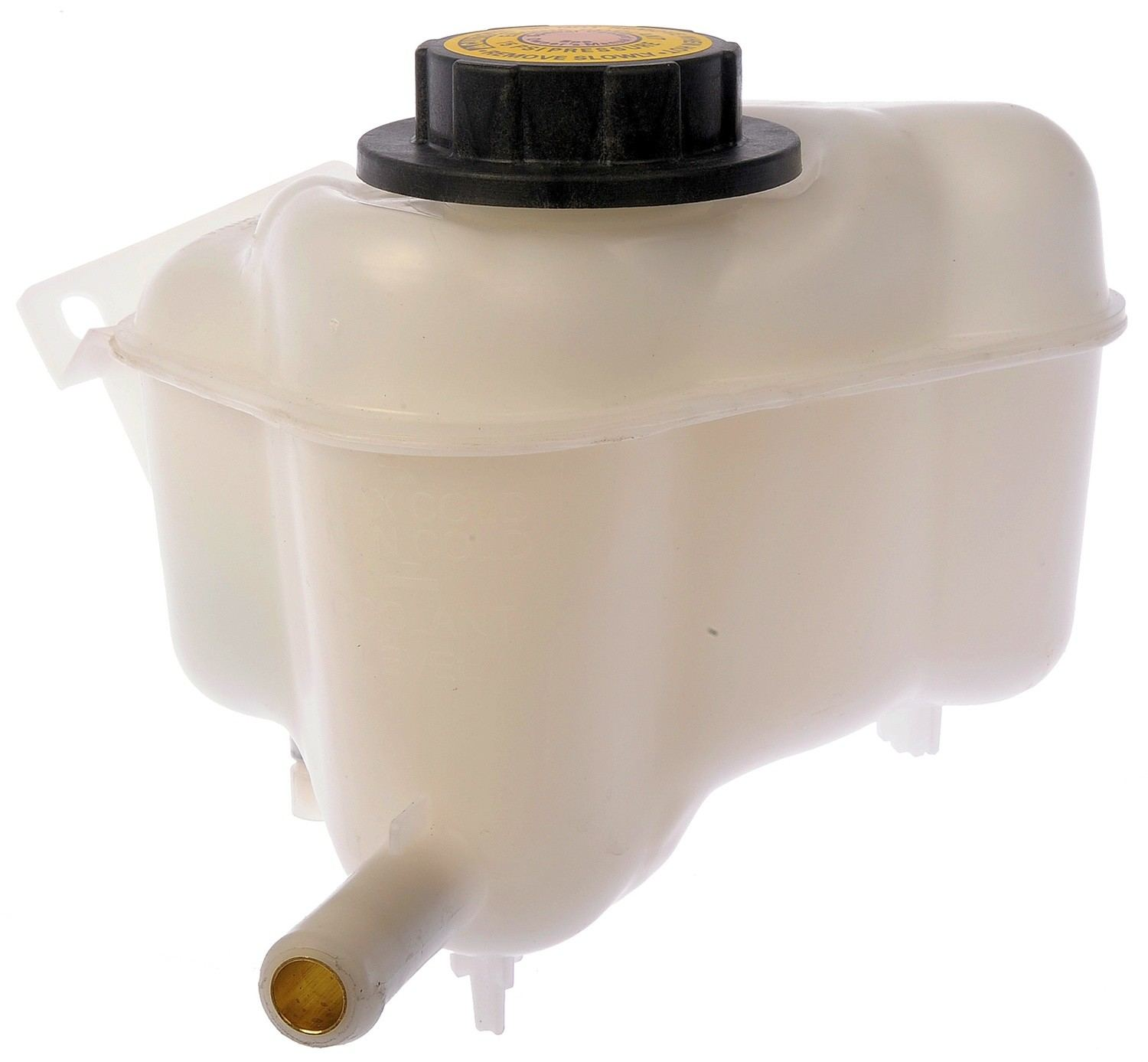 DORMAN OE SOLUTIONS - Engine Coolant Recovery Tank (Front) - DRE 603-121