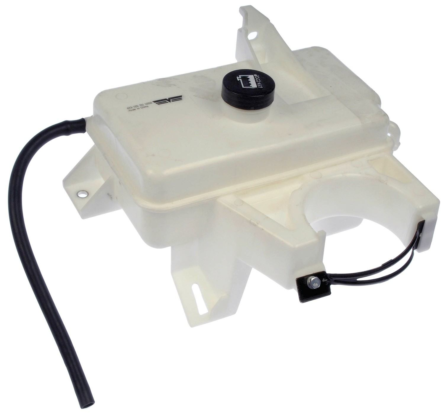 DORMAN OE SOLUTIONS - Engine Coolant Recovery Tank (Front) - DRE 603-126