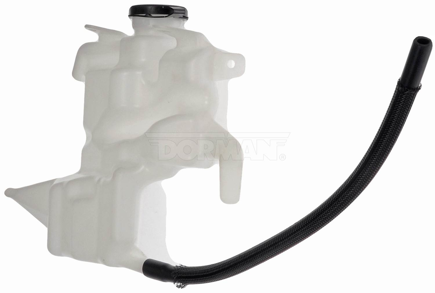 DORMAN OE SOLUTIONS - Engine Coolant Recovery Tank (Front) - DRE 603-138